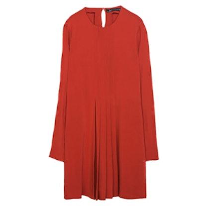 Box Pleats Dress