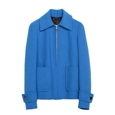 Short Seamed Jacket