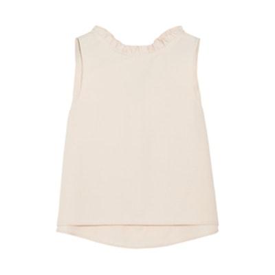 Enfant Cotton and Linen Top
