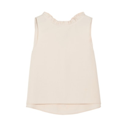 Enfant Cotton and Linen Top