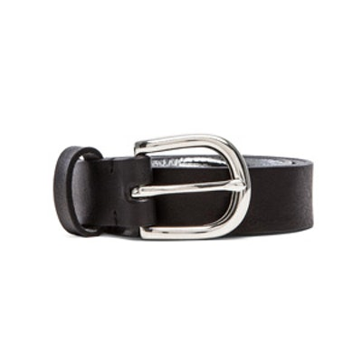 Vades Belt In Black