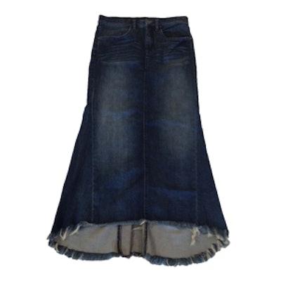 Skirt in Grunge Chic