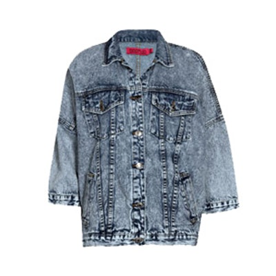 Ivy Acid Wash Denim Jacket