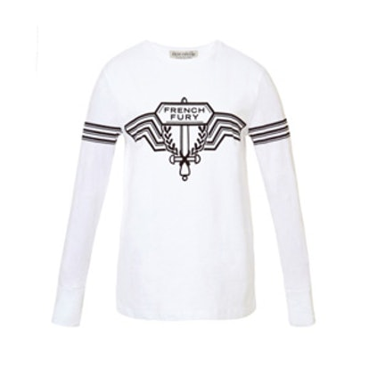 French Fury Cotton Tee