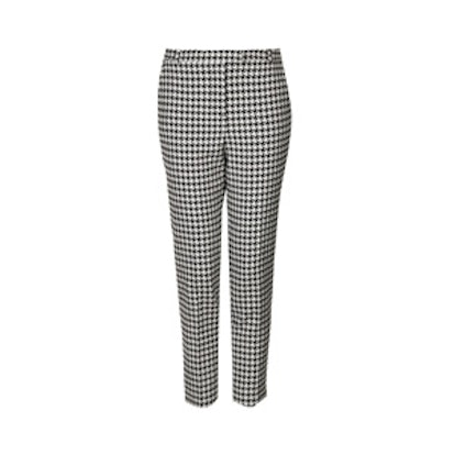 Dogooth Cigarette Trousers