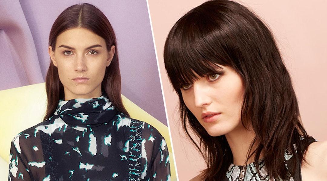 Completely Change Your Hairstyle With One Stroke Of A Brush