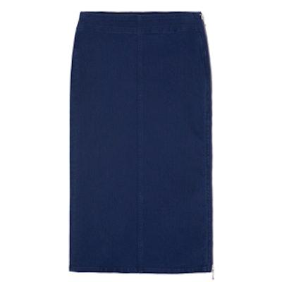 The Bodycon Zipper Skirt