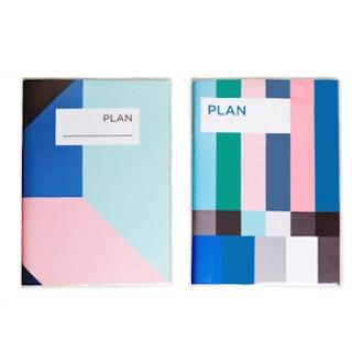 Color Block Planner
