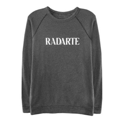 Silver Radarte Sweatshirt