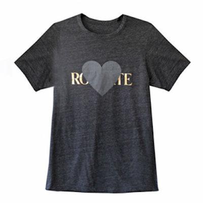 Metallic Rohearte T-Shirt
