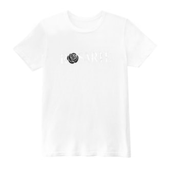 Metallic Rosarte T-Shirt