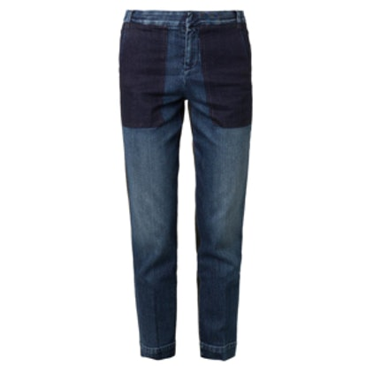 Low Slung Boyfriend Jeans