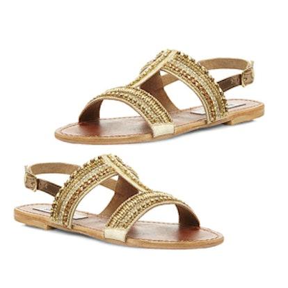 Gildedd Sandals