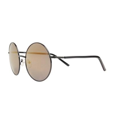 Ultra-Light Round Sunglasses