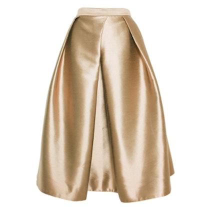 Halcyon Taffeta Full Skirt