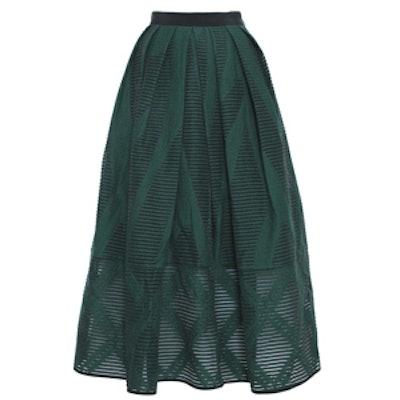 Arboretum Jacquard Full Skirt