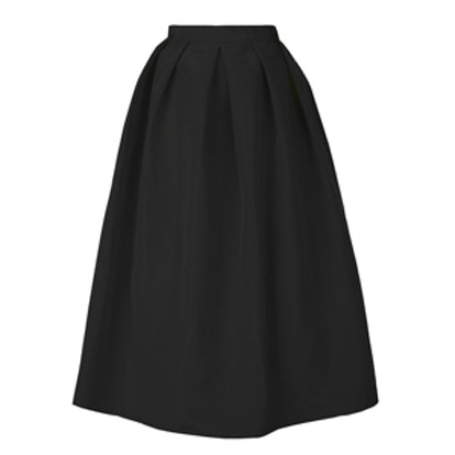 Silk Full Skirt