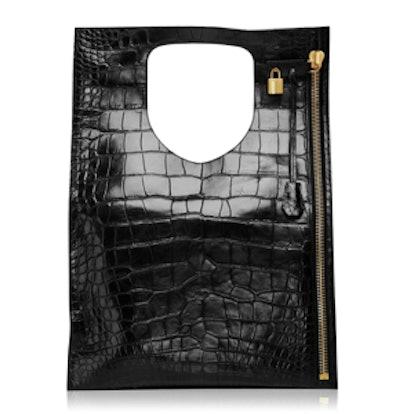 Alix Medium Alligator Bag