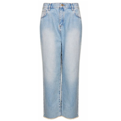 Straight Leg Jeans by Boutique