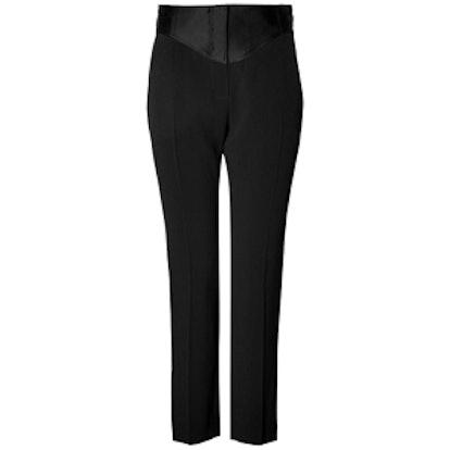 Tuxedo Skinny Pants