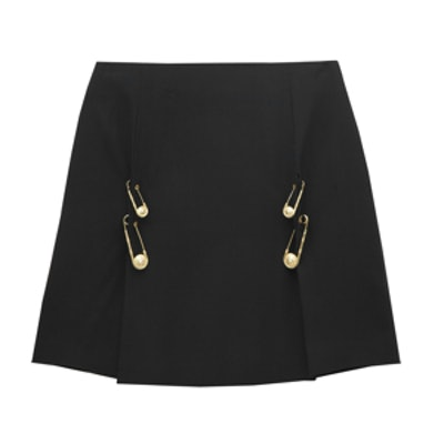 Safety-Pin Skirt