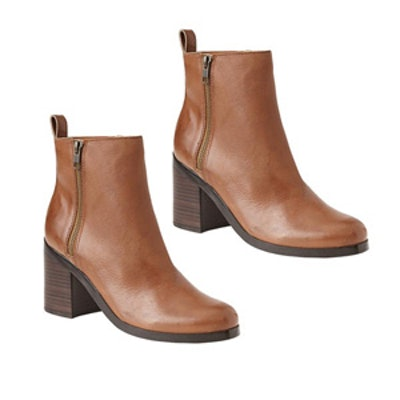 Classic Leather Boots