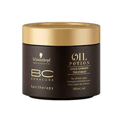 Oil Potion Gold Shimmer Treatment