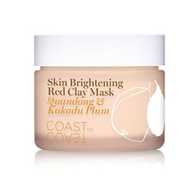Skin Brightening Red Clay Mask