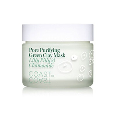 Rainforest Pore Purifying Green Clay Mask
