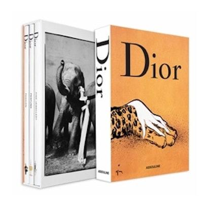 Dior 3-Book Slipcase