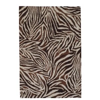 Funky Zebra Rug