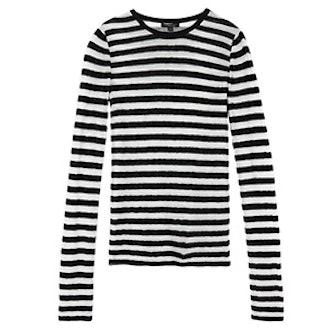 Evie Striped Sweater