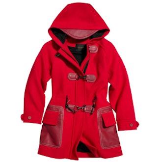 Raglan Duffle Coat