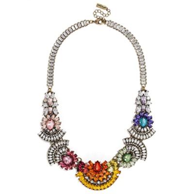 Emma Roberts Rainbow Frank Collar