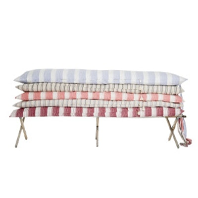 Striped Throwbed