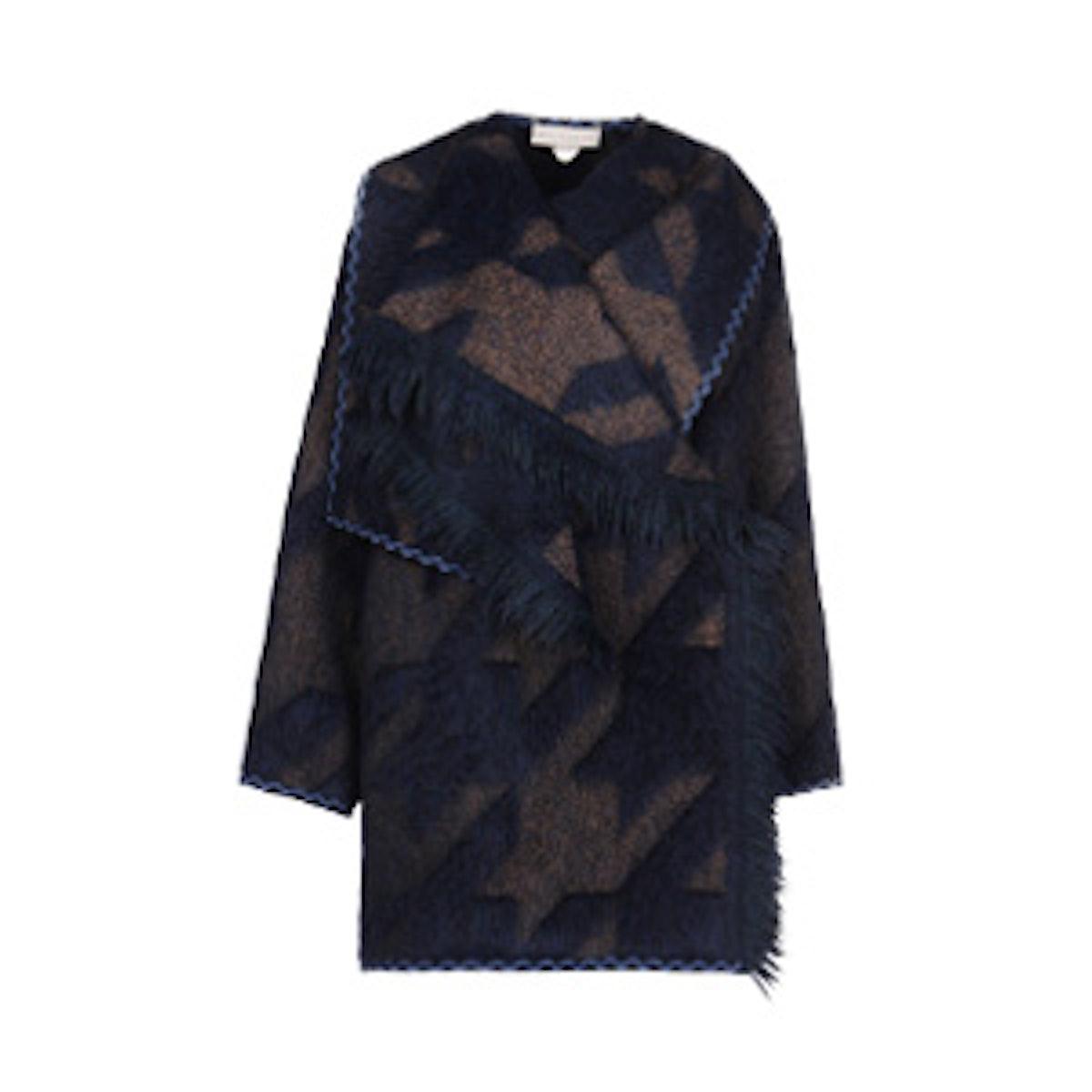 Federica Blanket Coat
