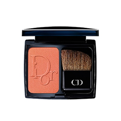 Dior Beauty DiorBlush Vibrant Powder In Coral Cruise