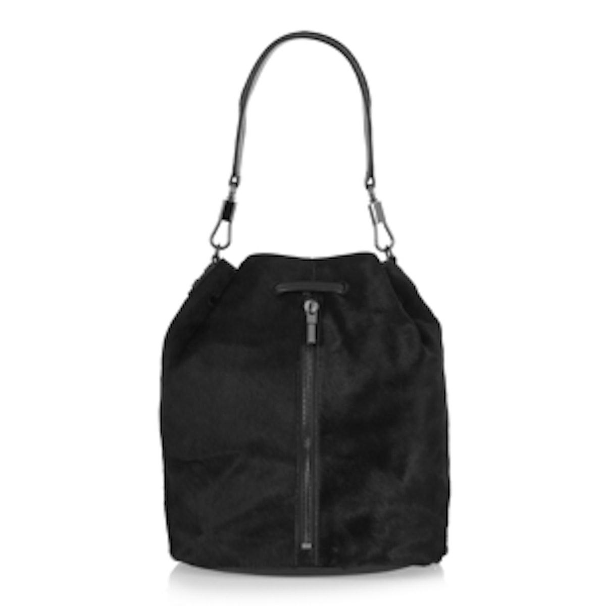 Cynnie Calf Hair Backpack