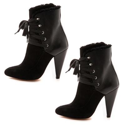 Kimei Shearling Boots