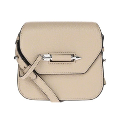 Novacki Sand Leather Bag