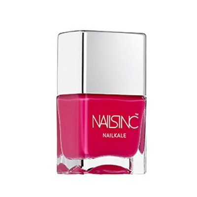 Nailkale In Bright Pink