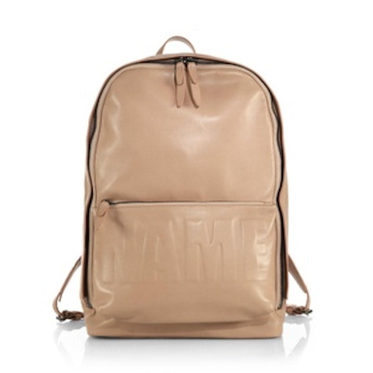 Name Drop Backpack