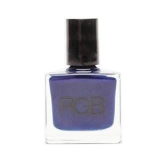 Nail Polish in 1996 Blue