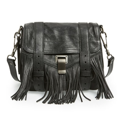 PS1 Fringed Crossbody Pouch