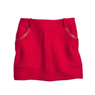 Wool Workwear Skirt