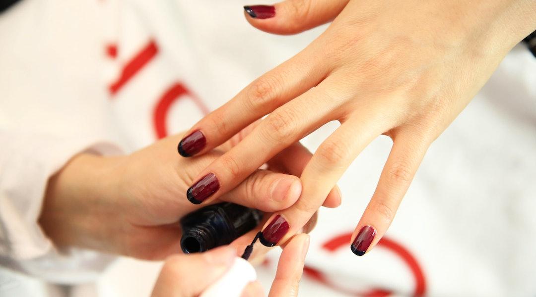 Nail Polish Ideas: 2 Colors, 5 Manicures