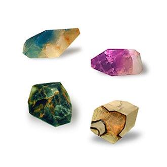 Soap Rocks In Star Sapphire