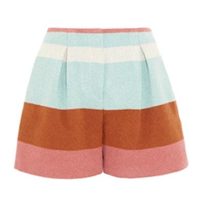 Striped Pastel Shorts