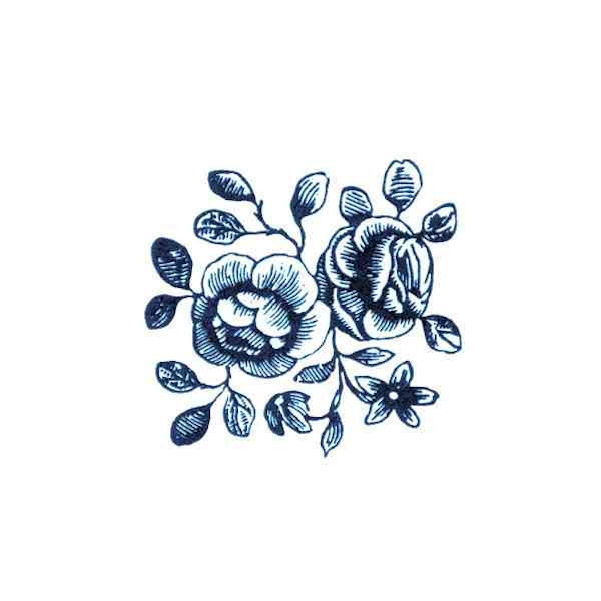 Cartolina Blooms Temporary Tattoo