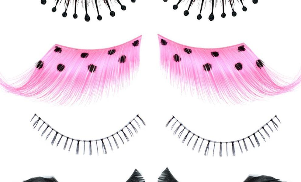 10 Fab False Eyelashes To Build A Costume Around